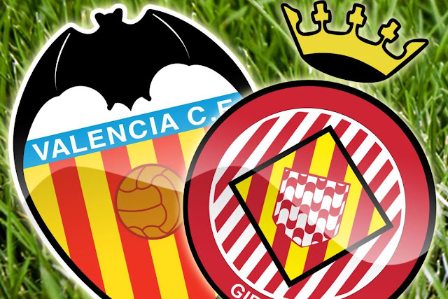 Valencia vs Girona Full Match & Highlights 06 January 2018