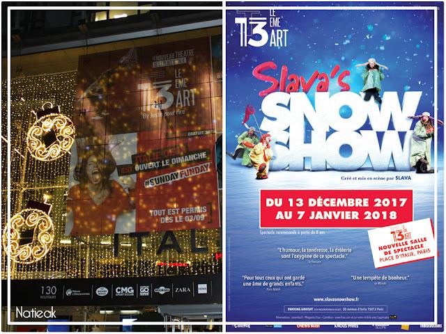 slava snow show tournée 2019