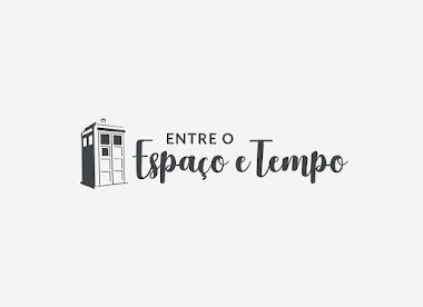 Logotipo Entre o Espaço e Tempo