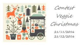 Contest Veggie Christmas