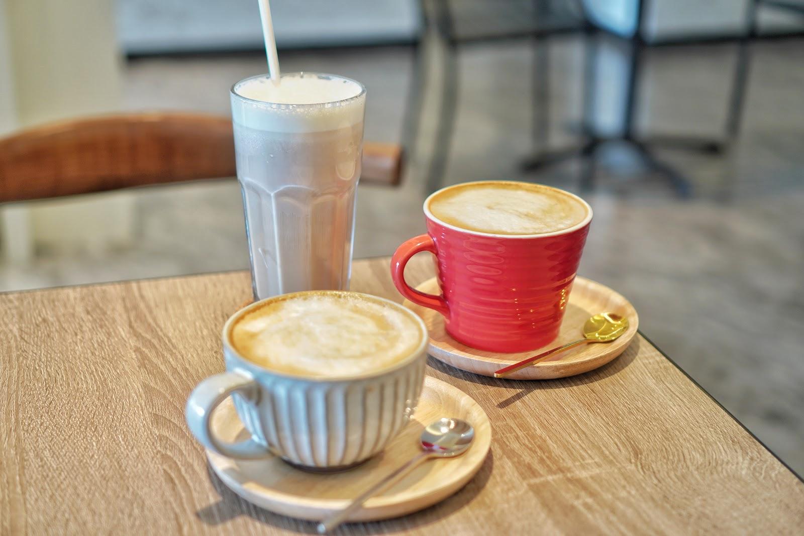 台南東區美食【咚嗞咖啡】飲品