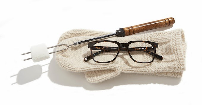 Warby Parker eyeglasses Winter 2014 collection