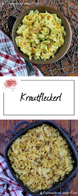 Krautfleckerl | Rezept | Kochen | Essen | Nudeln | Weight Watchers