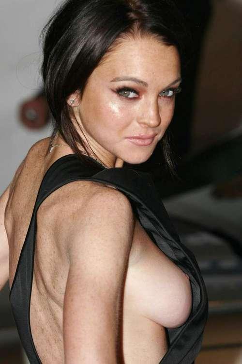 Lindsay Lohan Nude Naked 5
