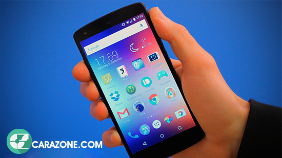 Cara mempercepat Nexus 5 untuk performa yang lebih baik