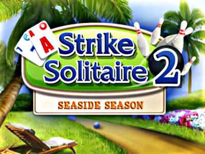 Free Solitare Game 2: Seaside Season