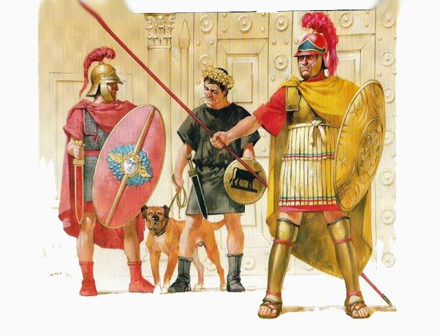 Βασιλικοί Στρατιώτες της Βιθυνίας του 79 π.Χ.