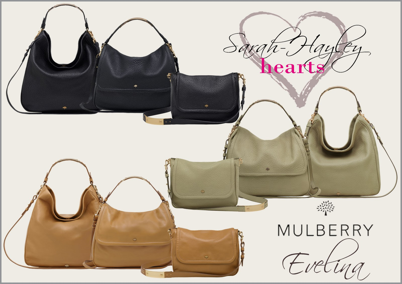 04a9c0bea551 Handbag Crush  Introducing the Mulberry Evelina