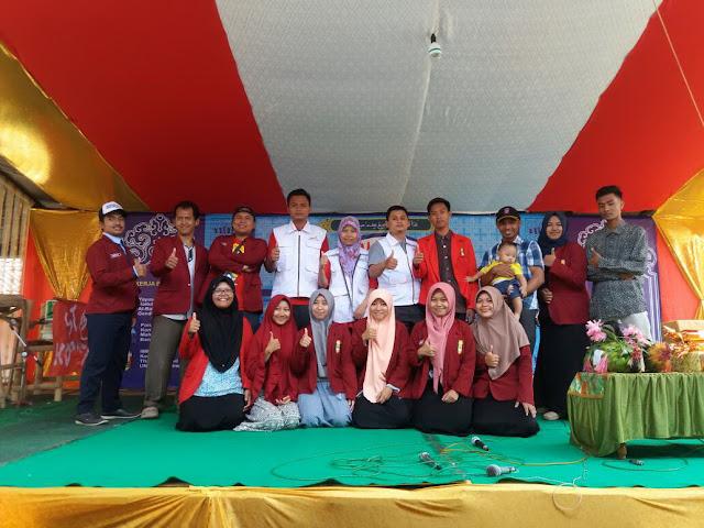 Seluruh Team Bakti Sosial Peduli Dhuafa
