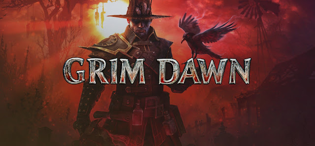 Grim Dawn v2.13.0.18 Incl DLC's-GOG