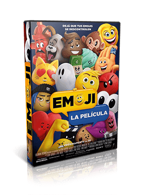 Descargar Emoji: La película (The Emoji Movie) (2017)