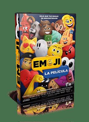 Descargar Emoji: La película (The Emoji Movie) (2017)