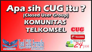 Closed User Group Telkomsel