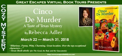 Upcoming Blog Tour 3/22/18