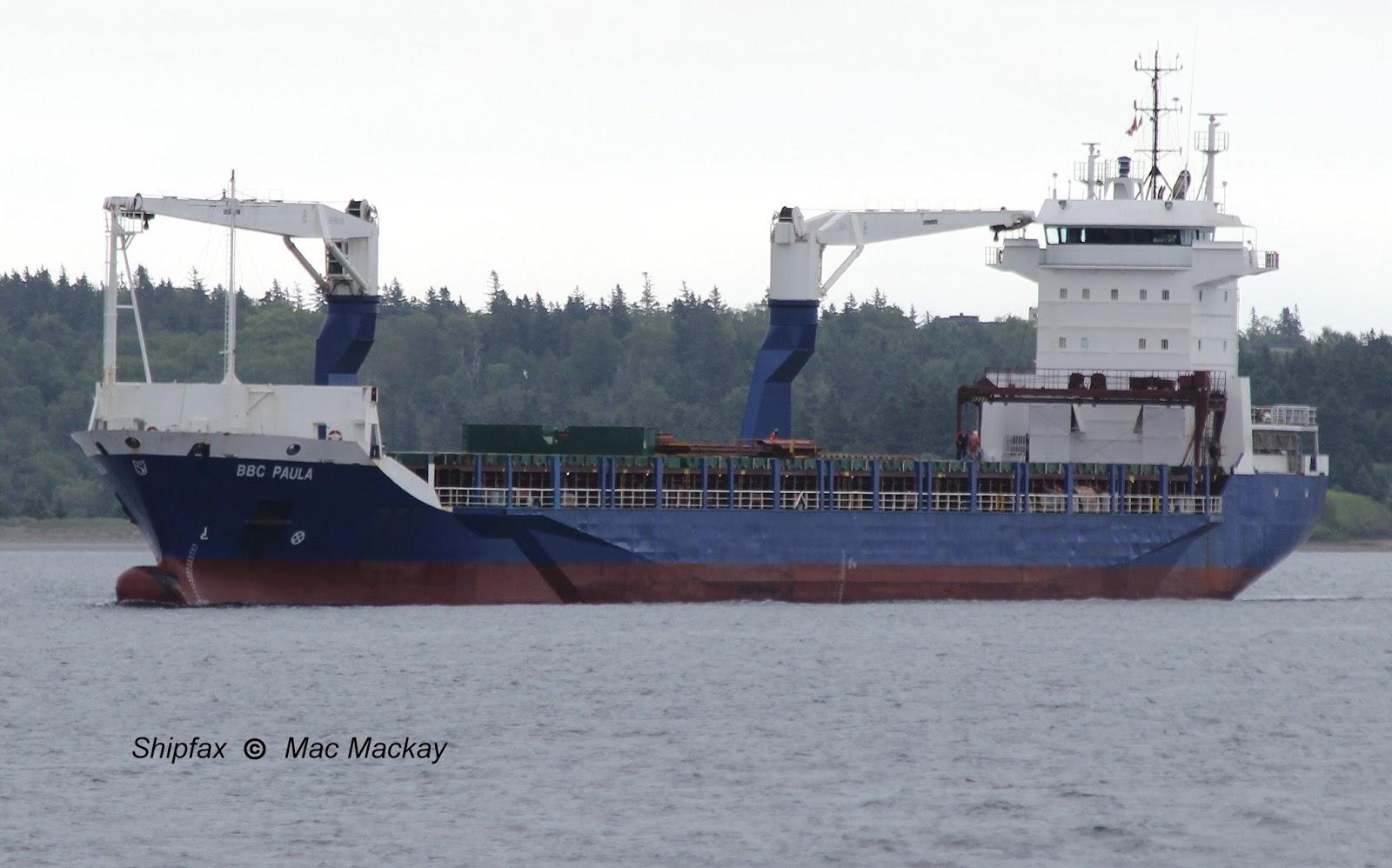 Shipfax: June 2016