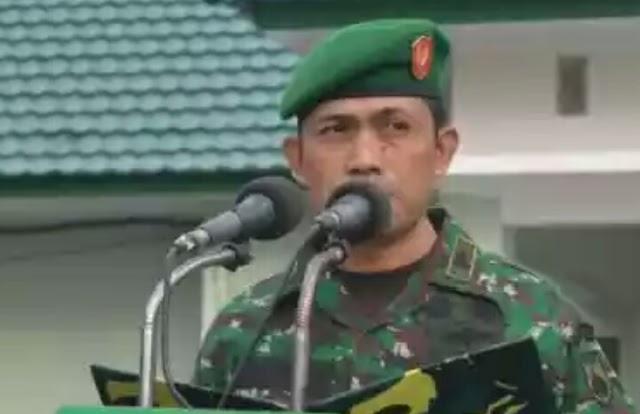 Dandim 0712/Tegal Tegaskan Netralitas TNI