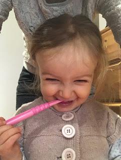 dentition bébé