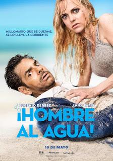 Hombre al Agua en Español Latino