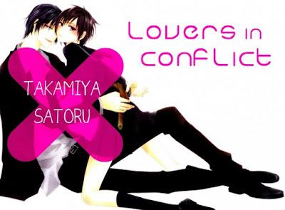 Manga Conflict Lover Bahasa Indonesia