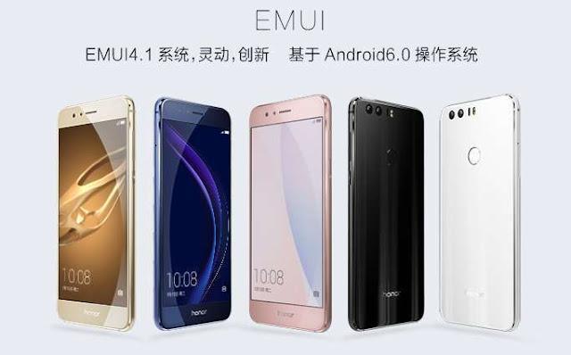 Huawei Honor 8 resmi memulai debutnya dengan harga 4 jutaan