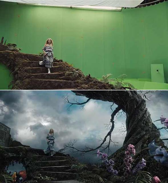 Penggunaan Green Screen Dalam Pembuatan Film