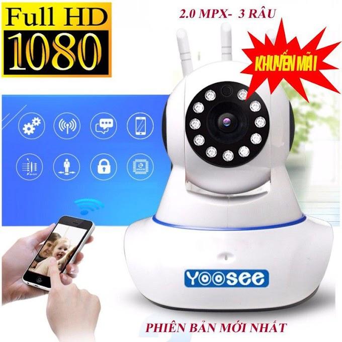 Camera IP 3 Râu YOOSEE HD 720P GIÁ RẺ