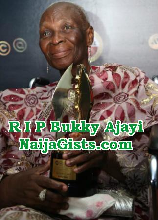 bukky ajayi is dead