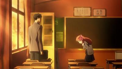 alur cerita gekkan shoujo nozaki-kun