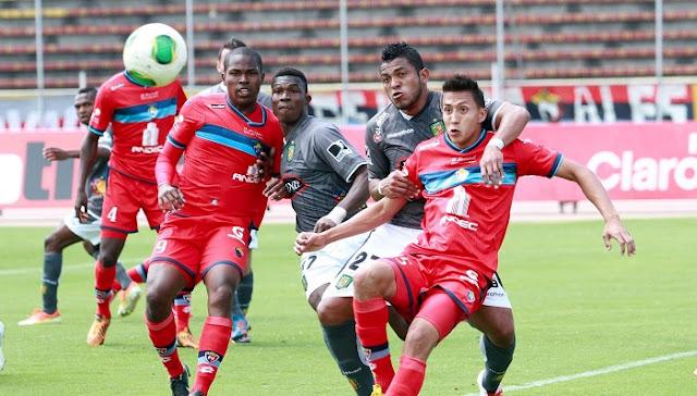 El Nacional vs Deportivo Cuenca en vivo