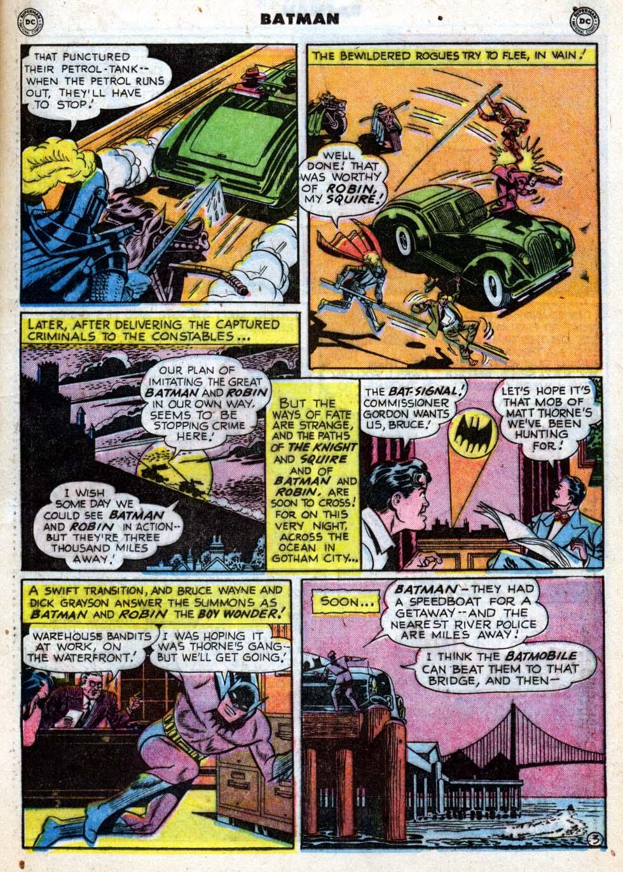 Read online Batman: The Black Casebook comic -  Issue # TPB - 7
