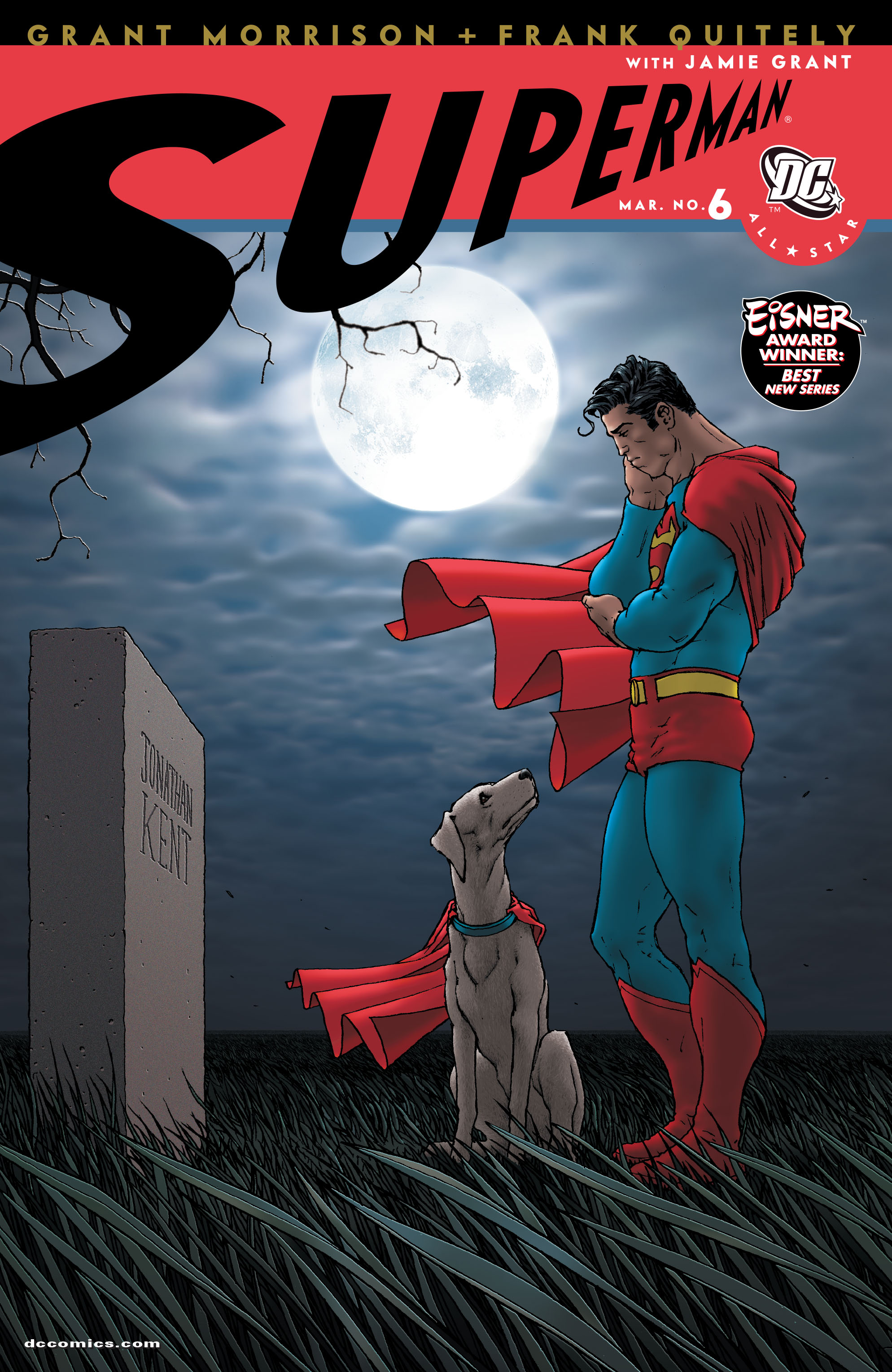 All Star Superman (2006) issue 6 - Page 1