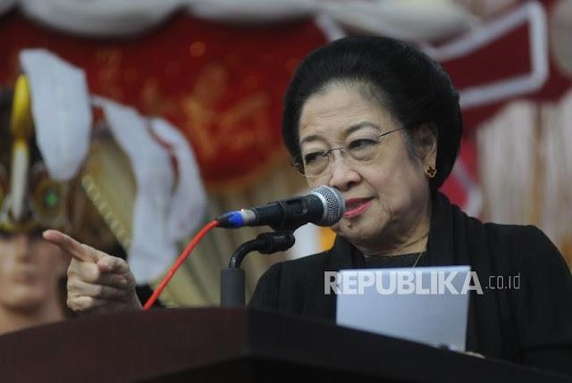 Wapres Harap Megawati Lebih Bijaksana Usia ke-71
