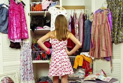 5 pasos para organizar tu armario