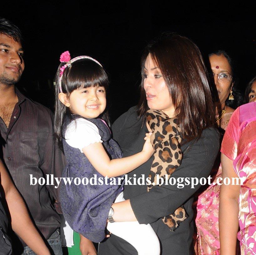 Bollywood Star Kids: Mahima Chaudhary Talks About Her Daughter Aryana