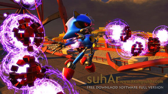 Download GAME PC Sonic Forces Full Crack