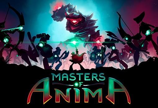 إستعراض جديد بالصور لمشروع لعبة Masters of Anima