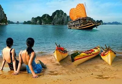 Cảnh đẹp Hạ Long