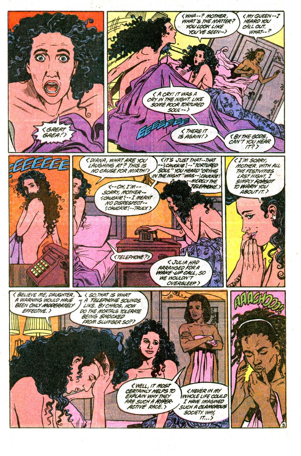 Read online Wonder Woman (1987) comic -  Issue #51 - 5