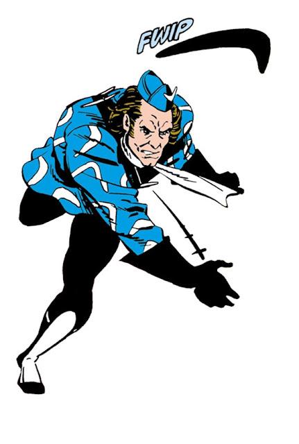 Capitán Boomerang en Escuadrón Suicida