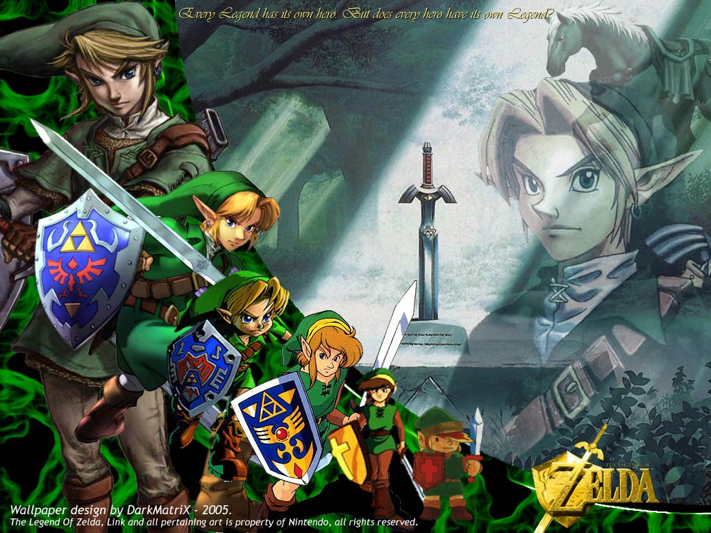 The Legend of Zelda A Link to the Past announced 2 for 3DS