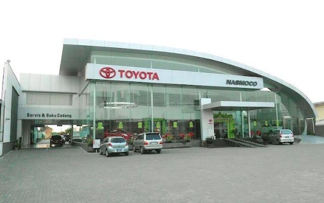 Alamat dan Nomor Telepon Bengkel Resmi Toyota Nasmoco Kaligawe Semarang