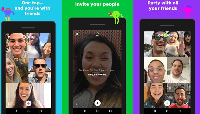 What is houseparty app