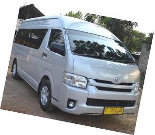 Rental Mobil Hiace Jakut