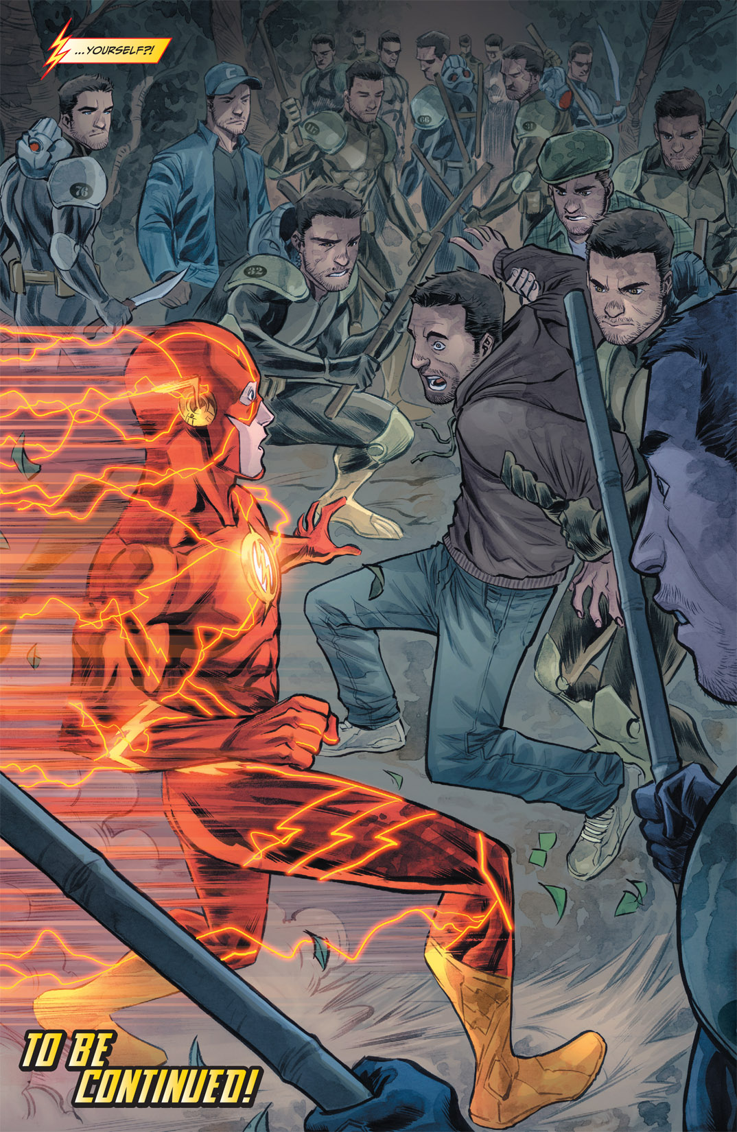 Read online The Flash (2011) comic -  Issue #1 - 22