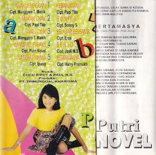 putri novel album anak jempolan http://www.sampulkasetanak.blogspot.co.id
