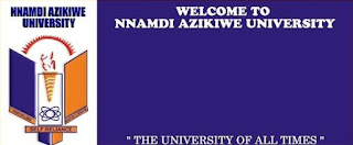 Nnamdi Azikiwe University, UNIZIK pre-science / pre-degree programme admission form for the 2016/2017 academic session is now on sale,  Admission Requirements and Eligibility For UNIZIK Pre-Science Admission,  List Of Subjects Offered in UNIZIK Pre-Science Programme, How To Apply For UNIZIK Pre-Science Admission Program, UNIZIK Pre-science Closing Date