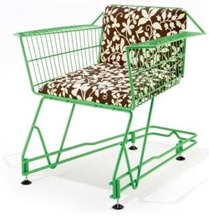 cómo hacer una silla bonita con reciclaje