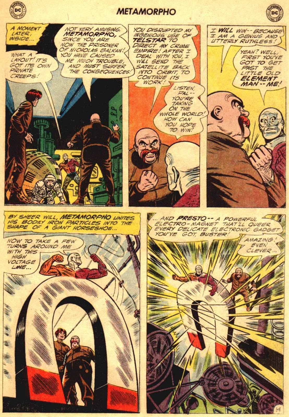 Metamorpho (1965) issue 2 - Page 16