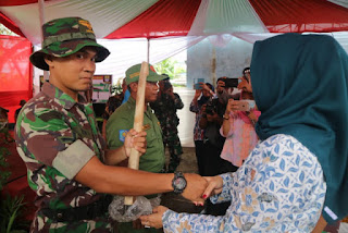 BSMSS Wujud Nyata Kedekan TNI Dan Rakyat