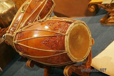 Alat Musik Tradisional Gendang ( Asal Daerah : Banten)
